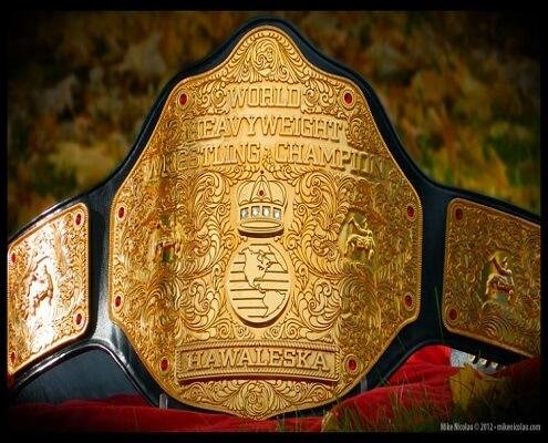 Wrestling-Championship-Belt